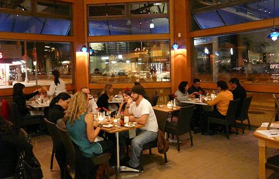 Santa Monica Seafood Cafe