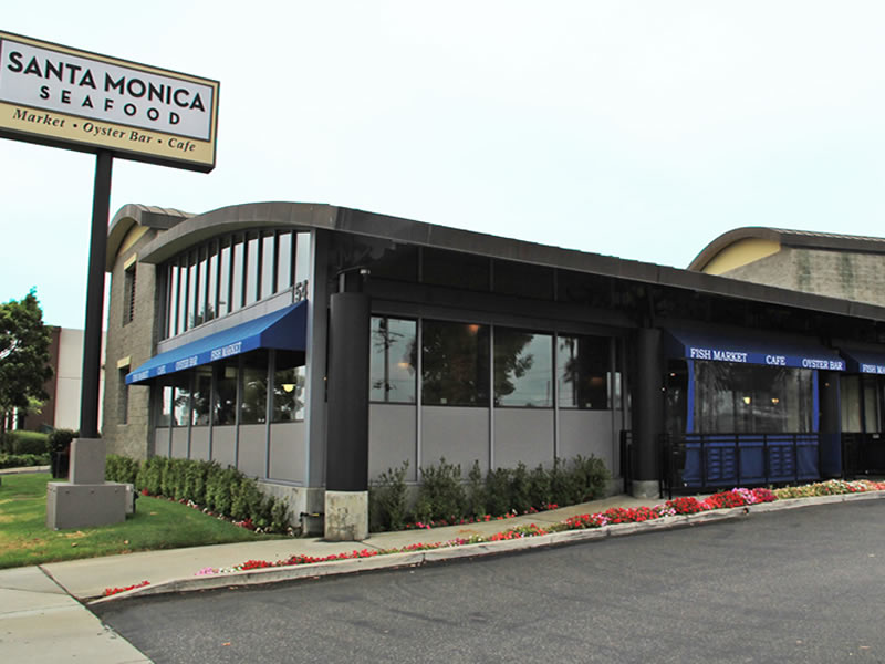 Costa Mesa Seafood Market