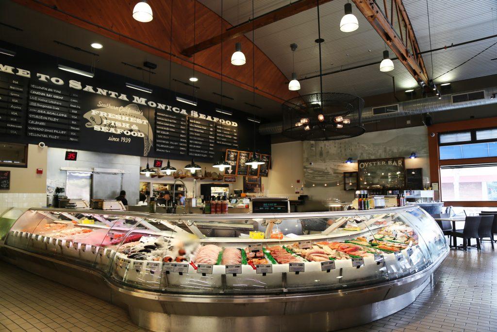 Santa Monica Seafood Market And Cafe