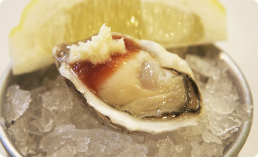 Oyster – How to Eat a Raw Oyster
