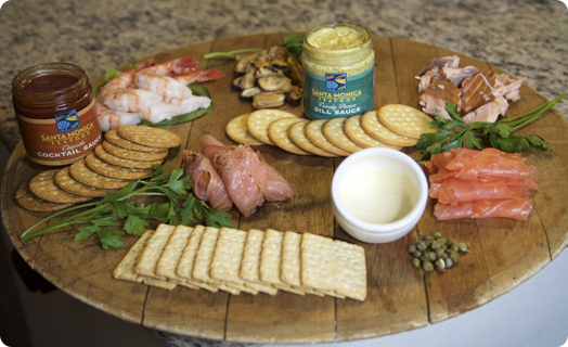 Seacuterie Tray