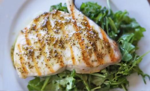 Swordfish – Sicilian Style