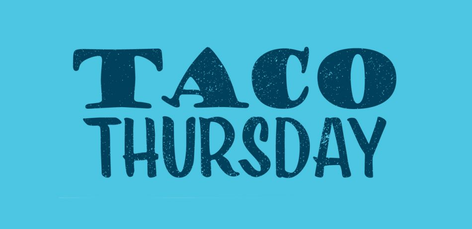 taco thursday image