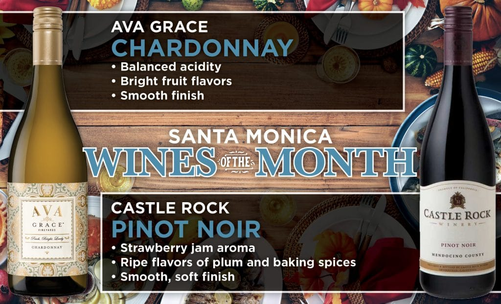 Wines of the Month SM