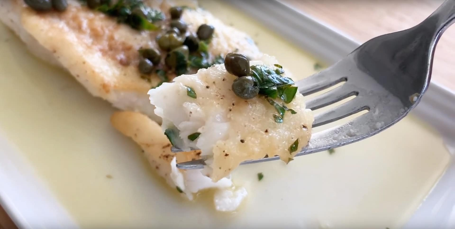 Orange Roughy Piccata