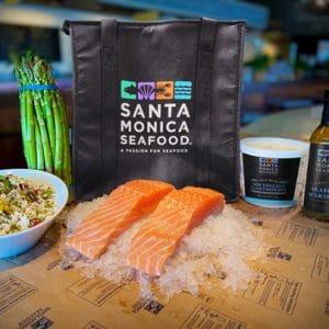 Fresh Salmon Meal Kit