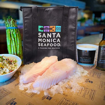 Pacific Halibut Meal Kit
