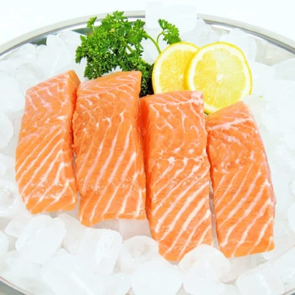 SMS Choice Salmon refreshed