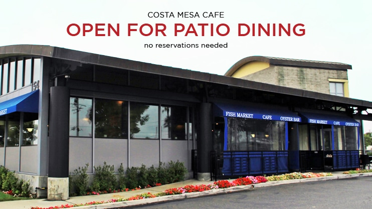 cm store open for patio dining no reservations