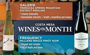 Wines of the Month CM