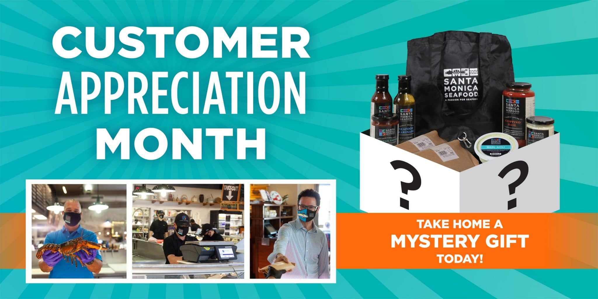 emma Banner x Customer Appreciation