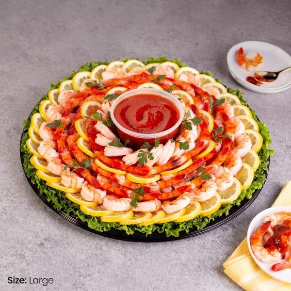 Shrimp Platter Large