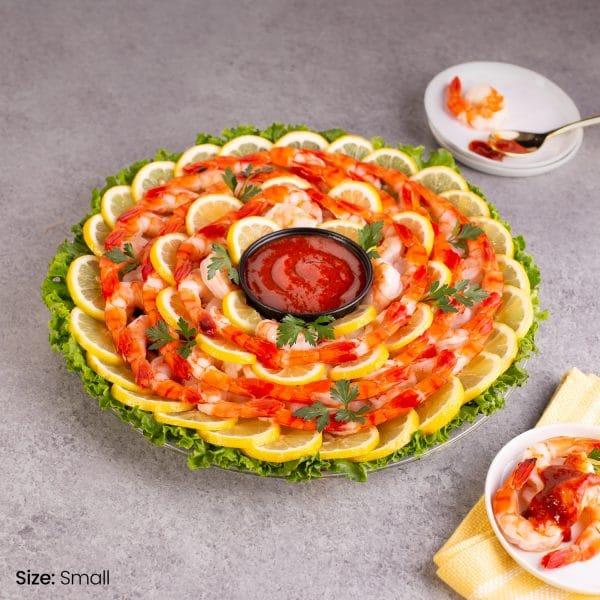 Shrimp Platter Small