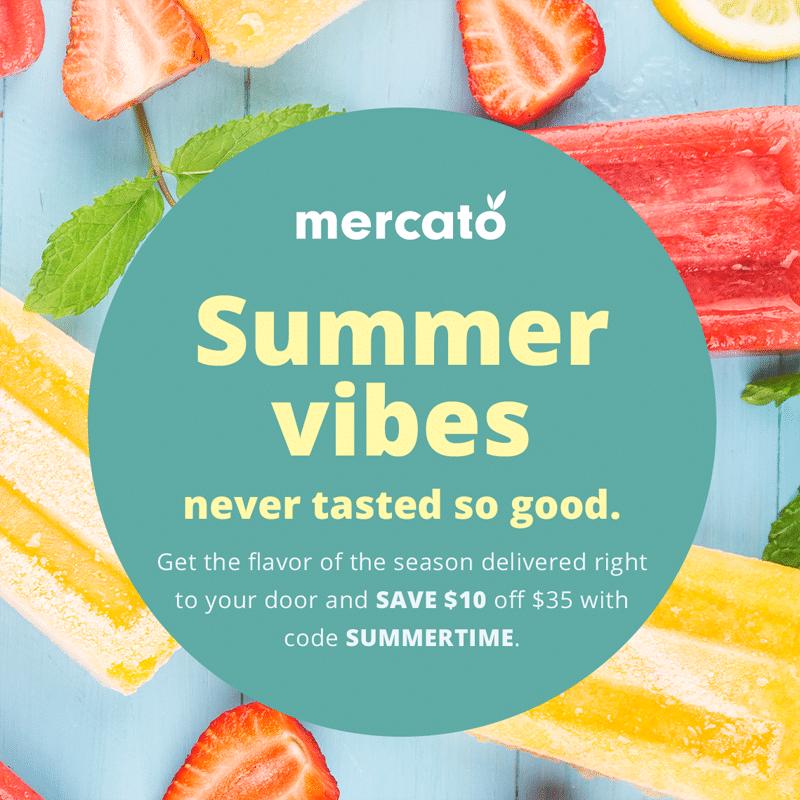mercato summer coupon