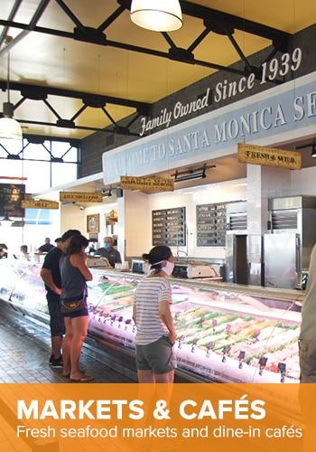 Markets Cafes